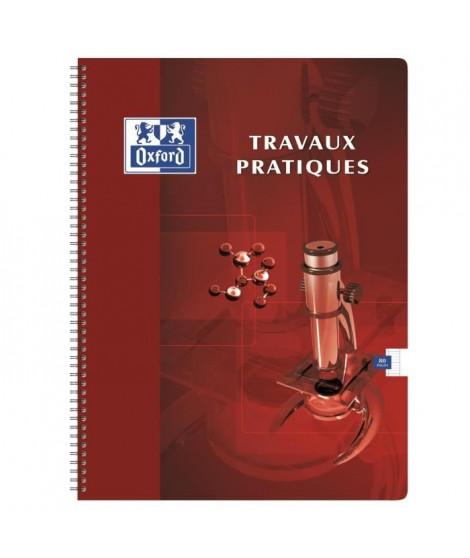 CAHIER DE TP OXFORD INTEGRALE 240X320 80P 90-120G SE/UNI