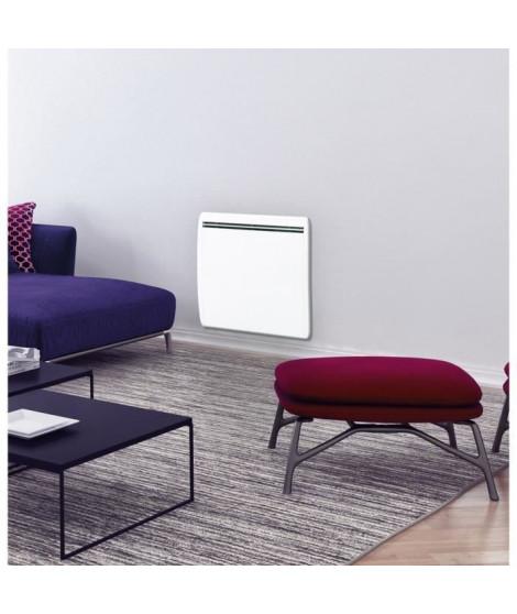 CONCORDE Ecodou 2000 watts Radiateur électrique a inertie Fonte + film chauffant - Entierement programmable  LCD - 100 % France