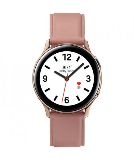 Galaxy Watch Active 2 40mm Acier 4G, Rose