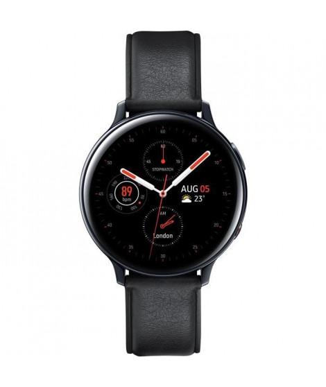 Galaxy Watch Active 2 44mm Acier 4G, Noir