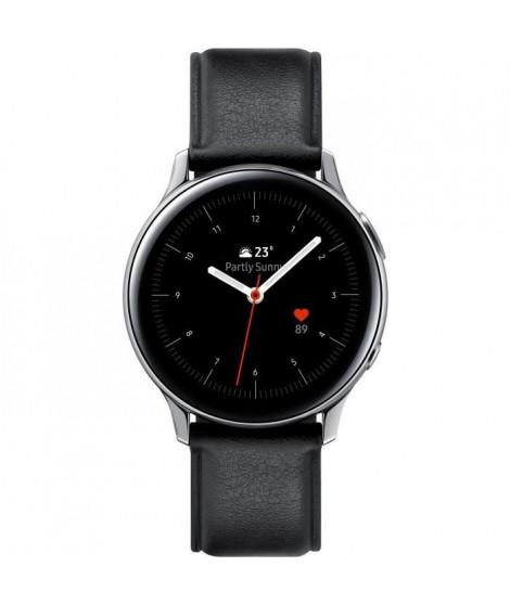 Galaxy Watch Active 2 40mm Acier, Argent