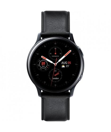Galaxy Watch Active 2 40mm Acier, Noir Diamant