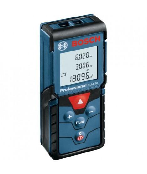 BOSCH PROFESSIONAL Télémetre laser GLM 40