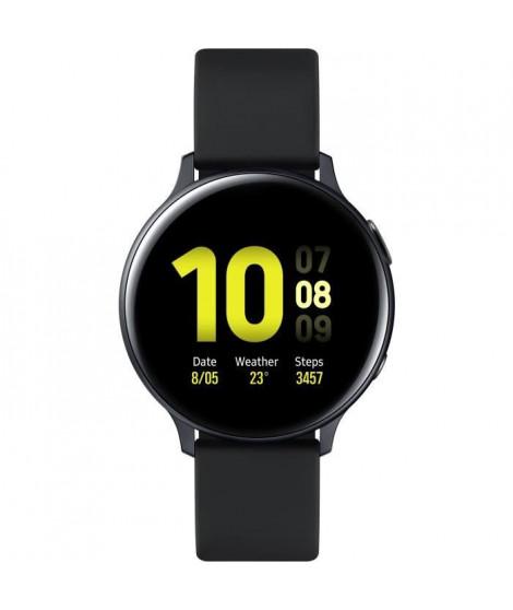 Galaxy Watch Active 2 44mm Aluminium, Noir Carbone