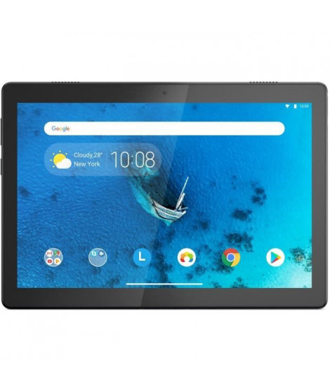 Tablette Tactile LENOVO 10'' HD - 2GB - 32GB - Android 9 Pie - Noir
