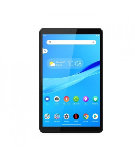 Tablette Tactile LENOVO 8'' HD - 2GB - 32GB - Android 9 Pie - Noir