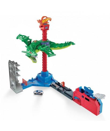 HOT WHEELS Attaque du Robot Dragon