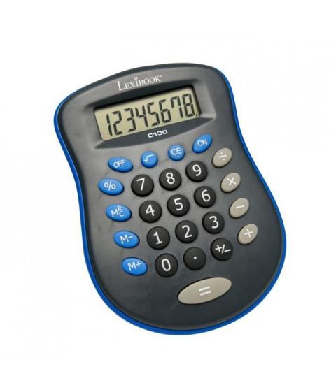 LEXIBOOK - Calculatrice Semi Bureau 8 chiffres