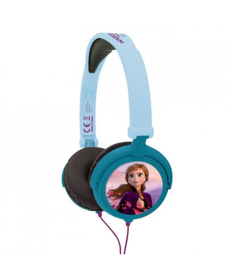 LEXIBOOK - LA REINE DES NEIGES - Casque Audio Enfant