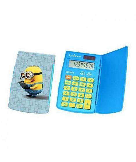 LEXIBOOK - Calculatrice de poche Les Minions