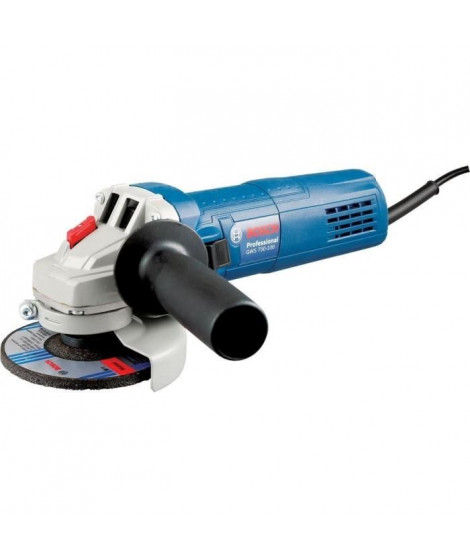 BOSCH GWS750S Professional Meuleuse angulaire a 2 mains - 750 W