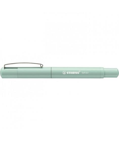 STABILO Stylo-plume beFab! Pastel - Turquoise
