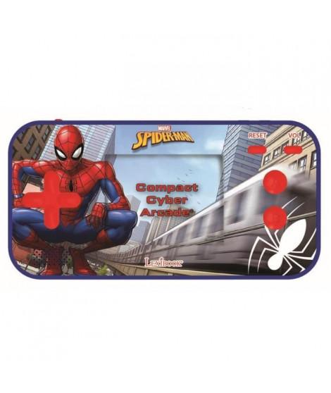SPIDER-MAN Console de jeux portable enfant Compact Cyber Arcade LEXIBOOK - 150 jeux
