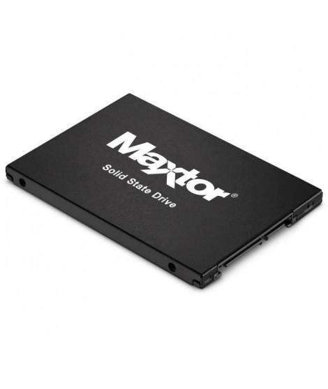 MAXTOR - Disque SSD Interne - Z1 - 480Go - 2,5 (YA480VC1A001)