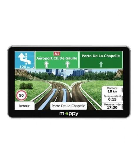 MAPPY GPS spécial camion 7 - Bluetooth 2.1