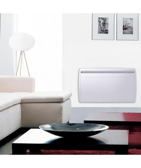 MAZDA 2000 watts Radiateur électrique a inertie - Double technologie : Inertie céramique + Film chauffant - Programmation LCD