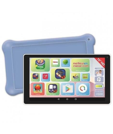 LEXIBOOK - LexiTab 10 - Tablette enfant avec applications éducatives, jeux et contrôles parentaux - Pochette de protection in…