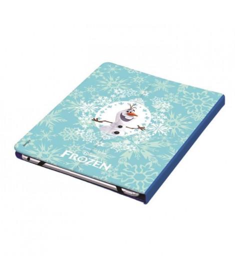 LEXIBOOK - Pochette folio universelle Disney Frozen pour tablettes 7-10'' - Fille - A partir de 6 ans.