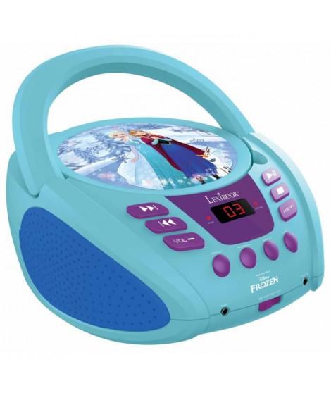 LEXIBOOK - LA REINE DES NEIGES - Radio Lecteur CD Enfant