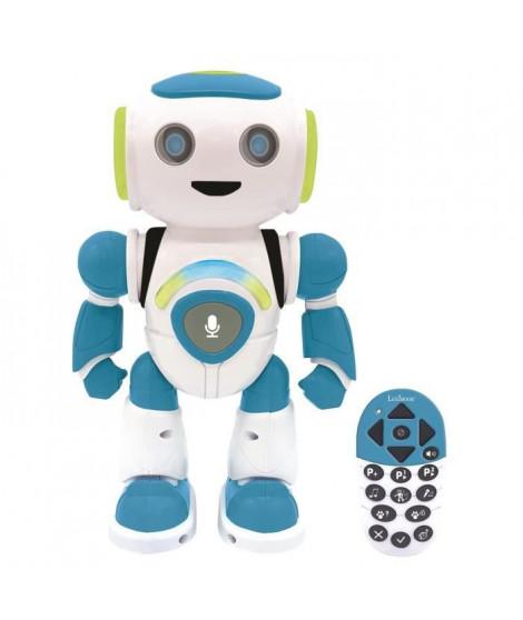 LEXIBOOK - POWERMAN Junior - Robot Éducatif Intéractif - 3 ans et +
