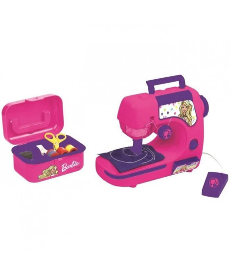 BARBIE Machine a coudre enfant - LEXIBOOK