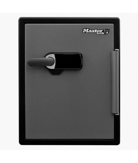 MASTER LOCK Coffre-fort ignifugé et résistant a l'eau (code tactile + alarme) 56,5 L
