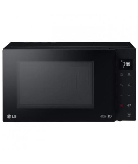 LG MS3235GIB Micro-ondes monofonction noir - 32 L - 1200W - Pose libre
