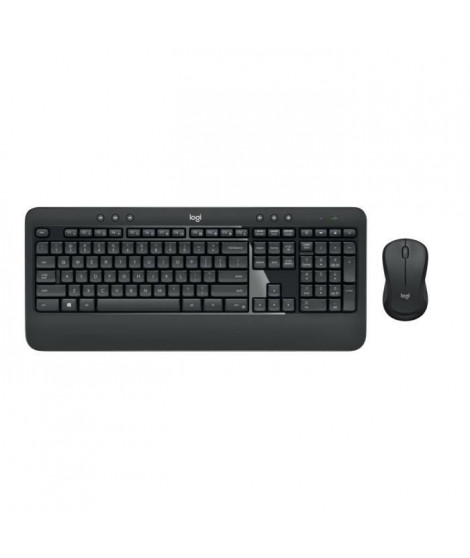 LOGITECH MK540 Pack clavier souris