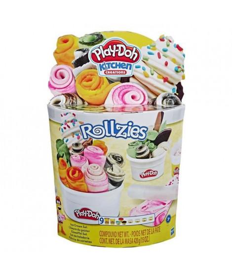 Play-Doh Rollzies - L'heure du goûter