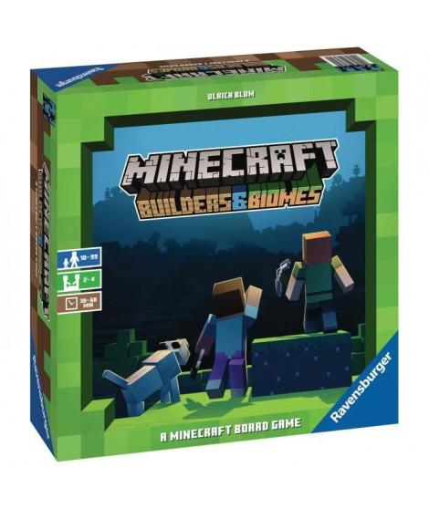 RAVENSBURGER - Minecraft Le jeu