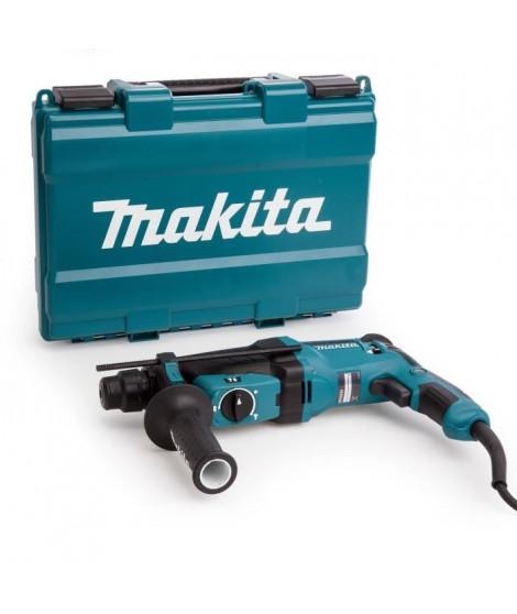 MAKITA Perforateur burineur SDS plus HR2630 800 W avec coffret robuste