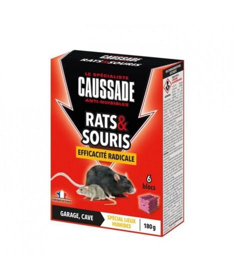CAUSSADE CARSBL180 Souris - Pat 'appât Foudroyant - 100 g Cau
