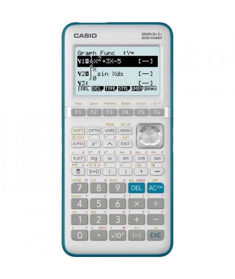 CASIO Calculatrice Graph 35+E II Python integré