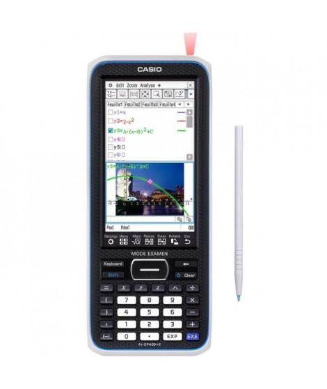 CASIO Calculatrice graphique FX CP 400+E (Mode examen) grise