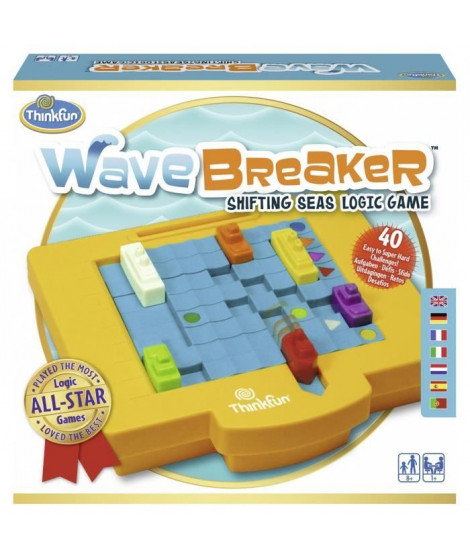 RAVENSBURGER Wave Breaker