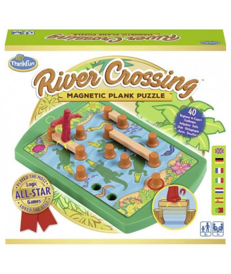RAVENSBURGER River Crossing