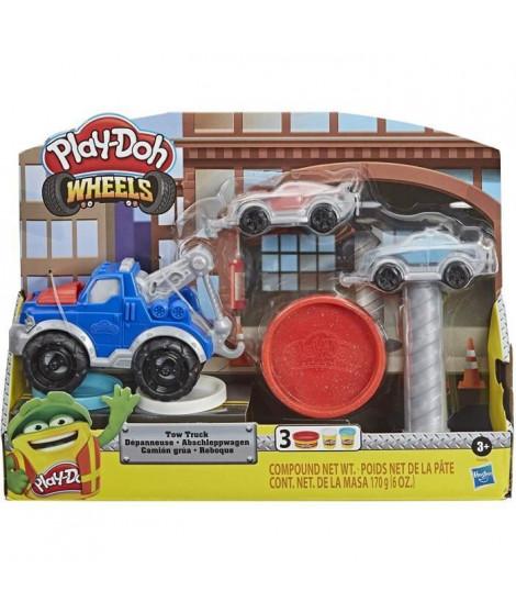 Play-Doh Wheels – Pate A Modeler - La Dépanneuse