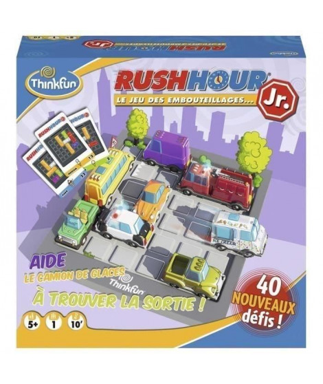 RAVENSBURGER Rush Hour Junior Casse-Tete