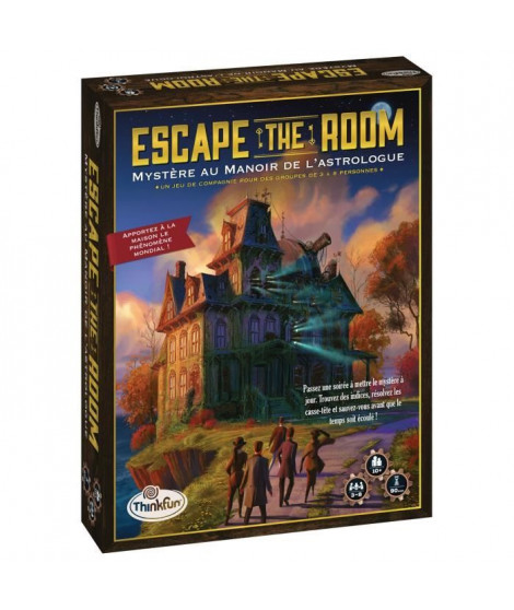 RAVENSBURGER -  Escape the Room