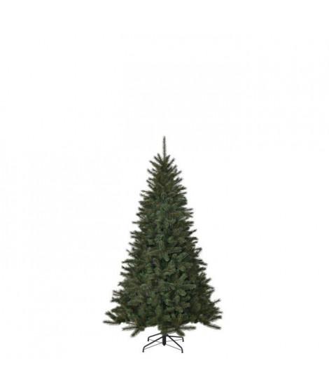 Sapin de Noël Toronto - PVC - H 120 x Ø 87 cm - 379 branches - Vert