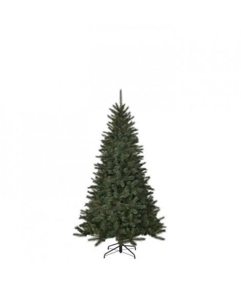 Sapin de Noël Toronto - PVC - H 155 x Ø 102 cm - 511 branches - Vert