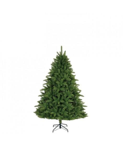 Hardwood sapin de noel vert TIPS 539 - h155xd112cm