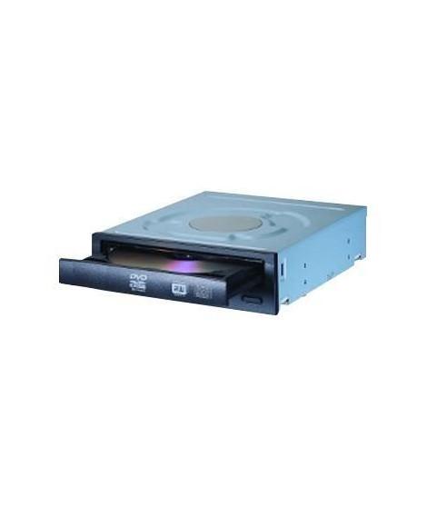 Graveur DVD+R/-R 24x - Double couche DVD-R 8x - Interface SATA - 2 Mo de cache - Version bulk - Réf. IHAS124-14