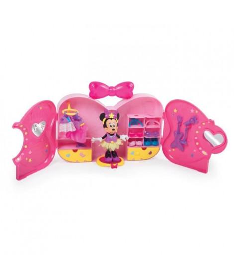 IMC TOYS Dressing portable Popstar de Minnie