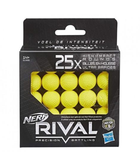 NERF RIVAL - Recharges x25 [BILLES OFFICIELLES]