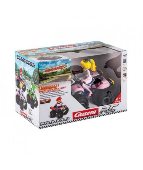 Carrera RC Nintendo Mario KartTM ,  Peach - Quad