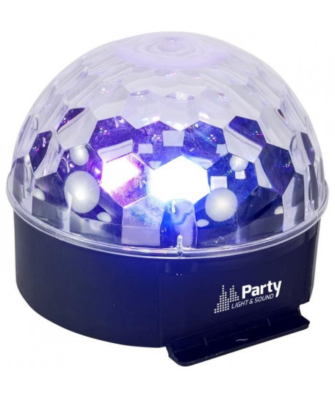 PARTY LIGHT & SOUND PARTY-ASTRO6 Effet de lumiere Astro a LED 6 couleurs