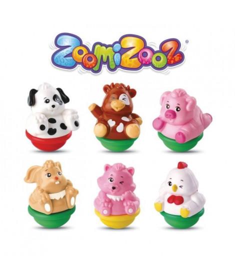 ZOOMIZOOZ - COFFRET 6 ANIMAUX FERME