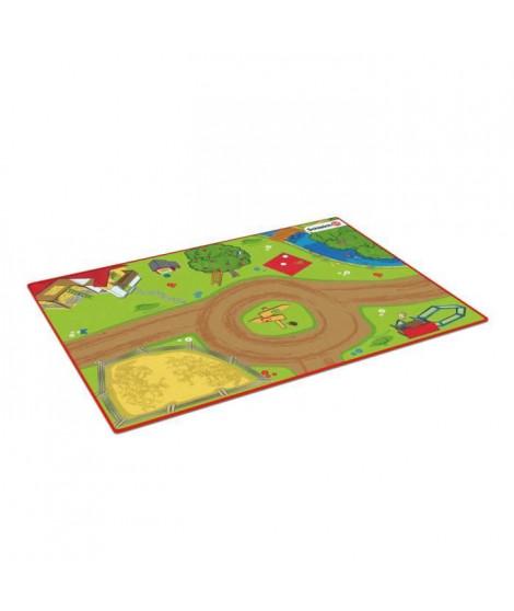 SCHLEICH - Figurine 42442 Tapis de jeu pour la ferme