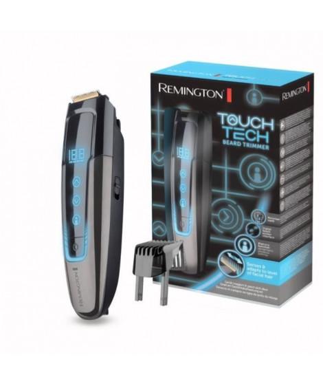 Remington MB4700 Tondeuse Barbe TouchTech, Etanche - Lames Titanium - Ecran Tactile